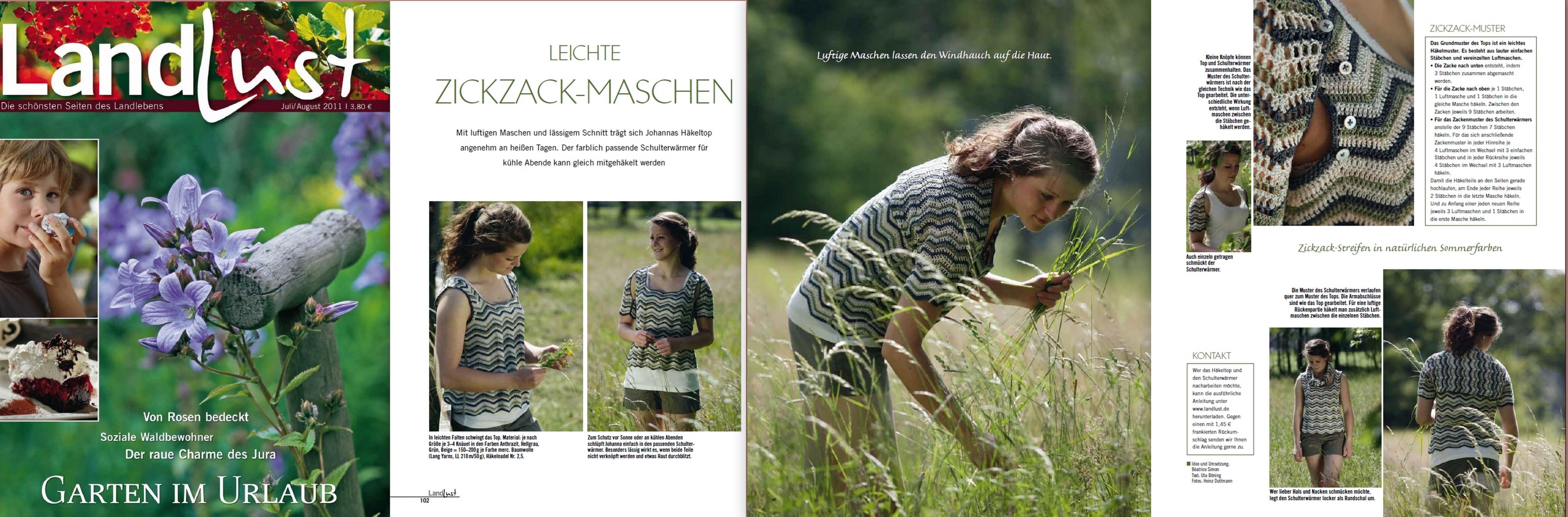 Landlust Lillicroche